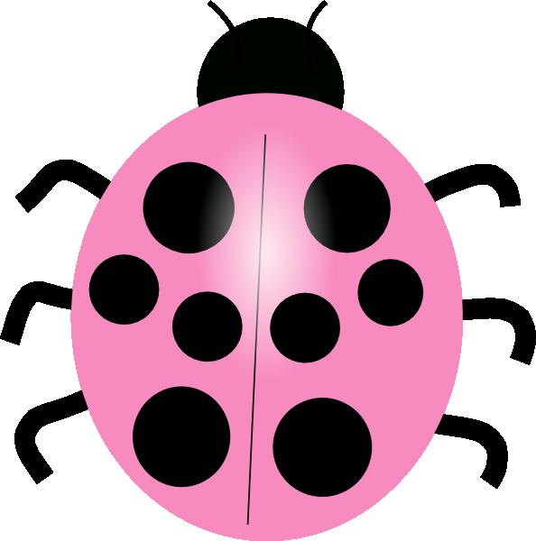 Pink ladybug - photo#9
