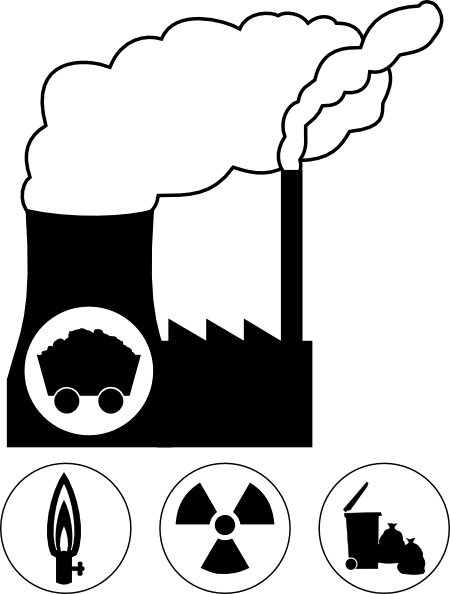 power plant clip art at clker com vector clip art online royalty rh clker com nuclear power plant clip art gas power plant clipart
