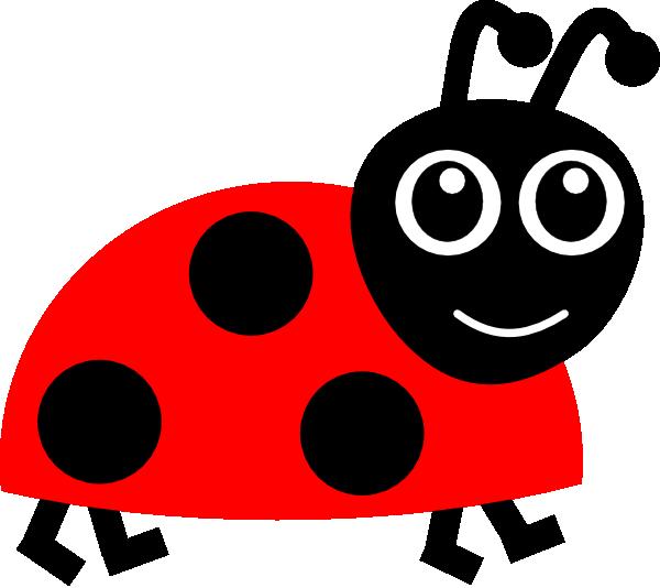 clip art of a ladybug - photo #6