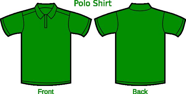 bbebf998 Polo T - Green Clip Art at Clker.com - vector clip art online ...