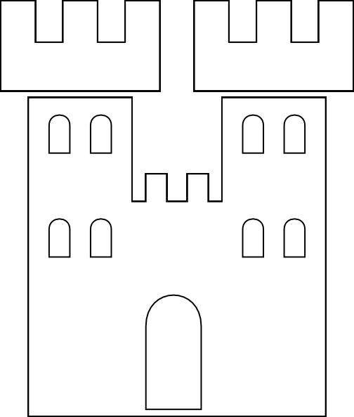 castle 13 clip art at clkercom vector clip art online