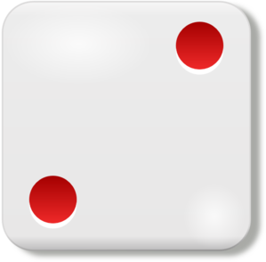 Shared By  OCAL 01-11-2011Dice Clip Art 1
