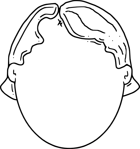 Blank Face Boy Clip Art at Clker.com - vector clip art ...