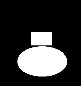 Blank Face Boy Clip Art