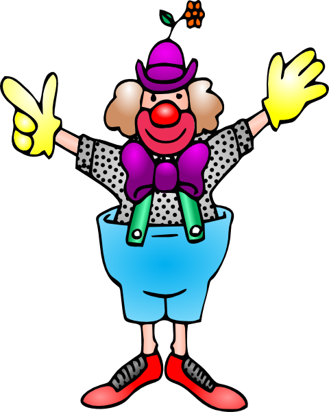 clown clip art at clker com vector clip art online free clown clip art to print free clown clip art to print