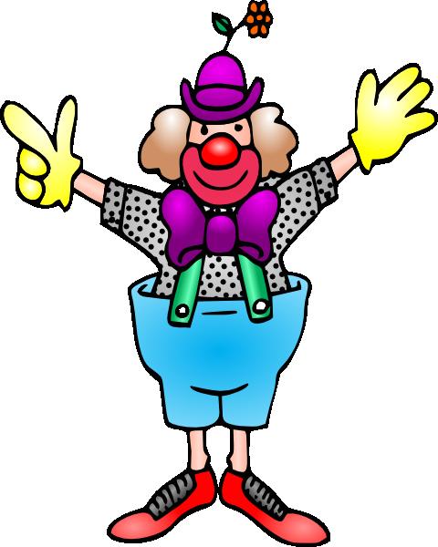 Clown Clipart Images