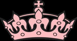 pink tiara clipart clip art at clker com vector clip art online rh clker com tiara clipart images pink tiara clipart