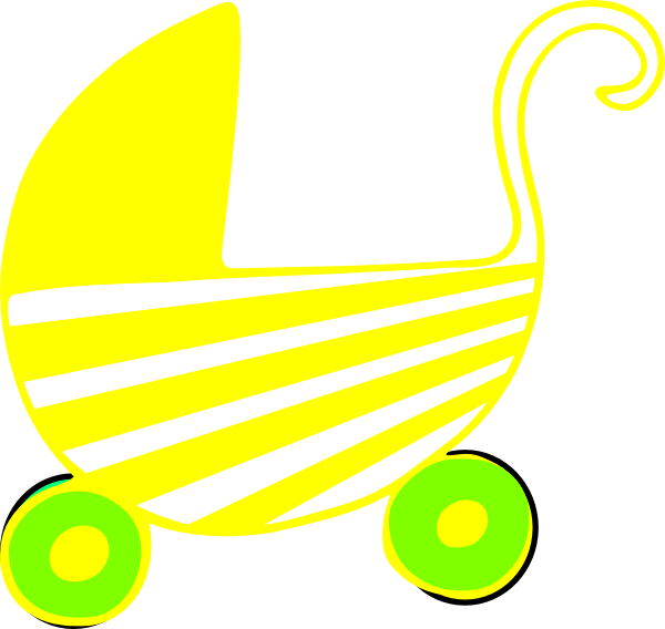 Baby Carriage Clipart Free