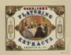 Harrison S Flavoring Extracts. Philadelphia Clip Art