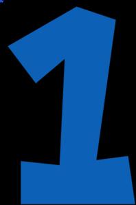 number one hawk blue clip art at clker com vector clip art rh clker com you're number one clipart number one hand clip art