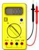 Multimeter Clip Art