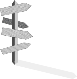 Street Sign Post Clip Art