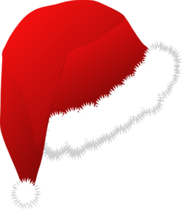Christmas Hat Clip Art