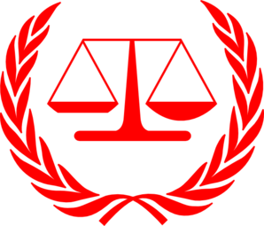 Law Red Clip Art