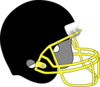 Football Helmet Wreckers Clip Art