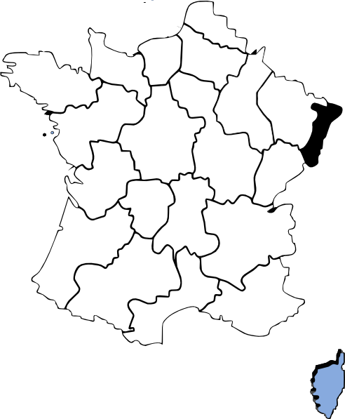 Image Result For Picture Of France Map