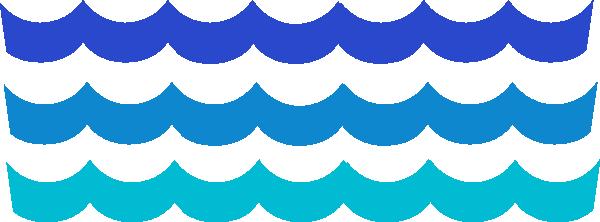 Wave Pattern Clip Art ...