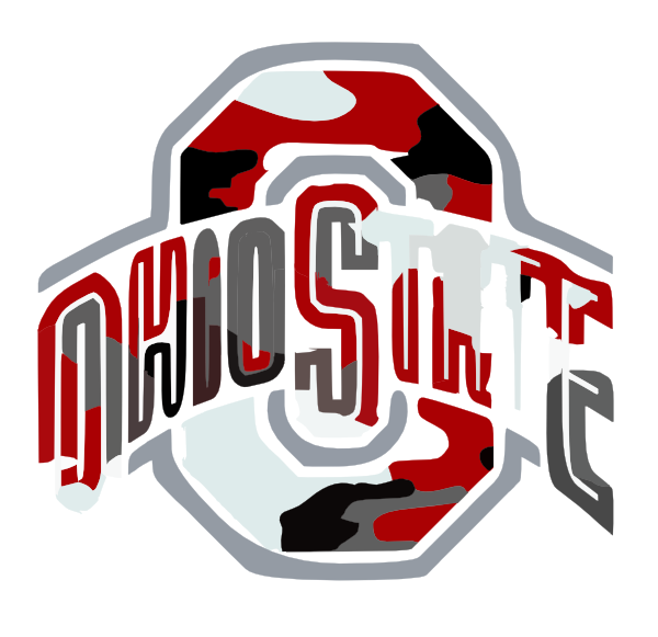 Clip Art Ohio State Clip Art ohio state logo camo clip art at clker com vector download this image as
