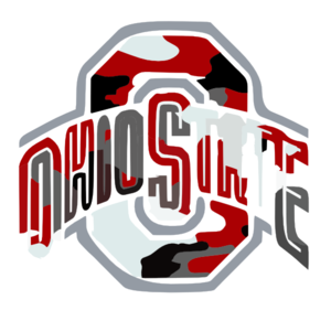 ohio state logo camo clip art at clker com vector clip art online rh clker com free osu clipart osu cowboys clipart