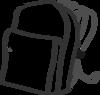 Backpack Clip Art