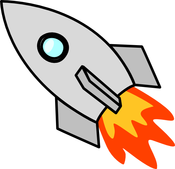 icarus rocket clip art at clker com vector clip art online rh clker com rocket launch clipart rocket launch clipart