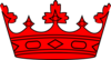 Red Crown Clip Art