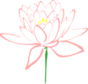 Mixed Lotus  Clip Art