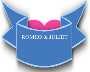 Romeo And Juliet Logo Clip Art