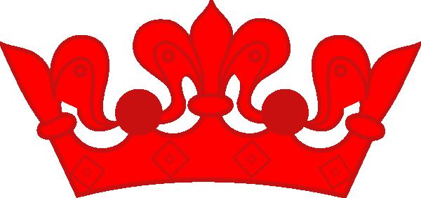 Crown clip artRed Queen Crown Clip Art