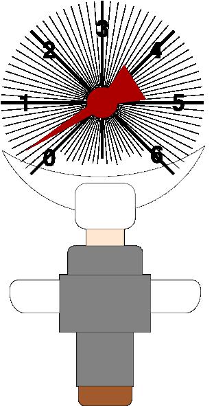 Multimeter Clip Art : Meter clip art at clker vector online