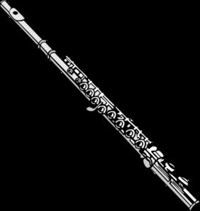Clipart Flute 4