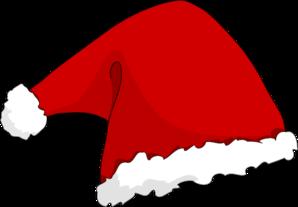 santa claus hat clip art at clker com vector clip art online rh clker com Santa Claus Clip Art Black Santa Claus