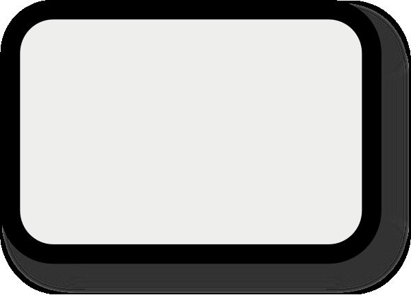 Black Glasses Frame Png : Black Frame Clip Art at Clker.com - vector clip art online ...