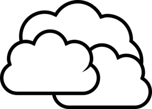 Weather Cloudy Clip Art