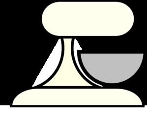 Cake Spatula Clip Art