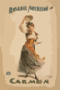 Lady Dancing With Tambourine Clip Art