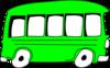 Greenbus Clip Art