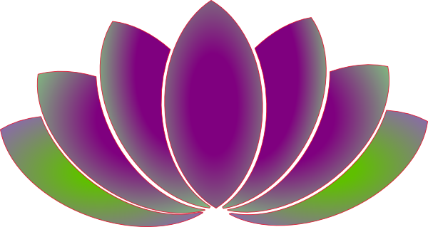 Final lotus flower clip art at clker vector clip art online download this image as mightylinksfo