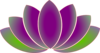 Final Lotus Flower Clip Art