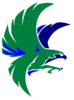 Green Whs Falcon Clip Art