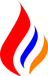 Gas Flame Logo Clip Art at Clker com - vector clip art online