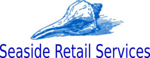 Seaside Retail Services Clip Art