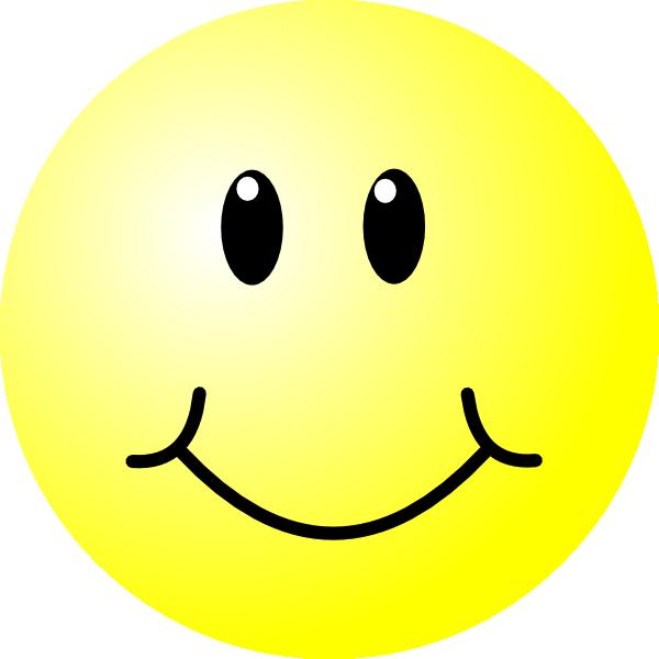 Smiley Face Clip Art at Clker.com - vector clip art online ...