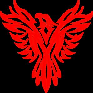 red phoenix clip art at clker com vector clip art online royalty rh clker com free clipart phoenix free clipart phoenix