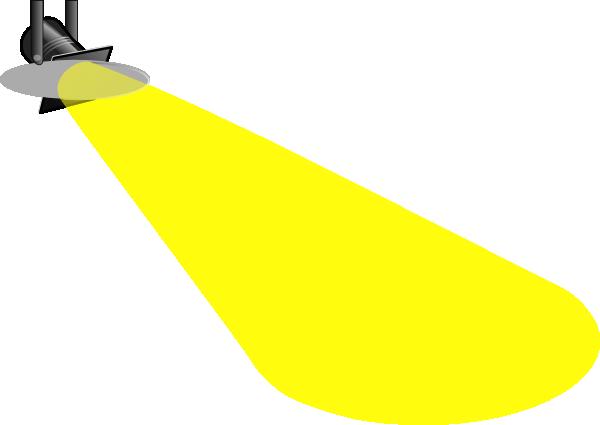Spotlight Clip Art at Clker.com - vector clip art online ...