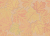 Fall Leaves, Faded Clip Art