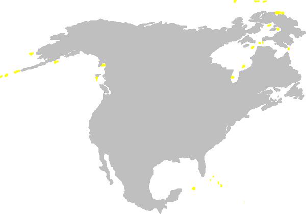 clipart map north america - photo #8