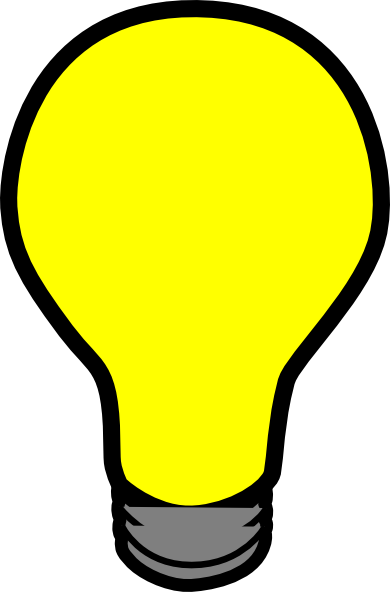 yellow led clipart - photo #7