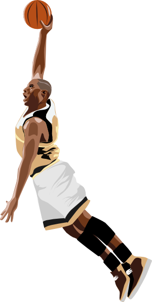basketball clipart borders. free asketball clipart. Basketball Slamdunk clip art