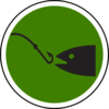 Ecosystem Provisioning Service: Fishing Clip Art